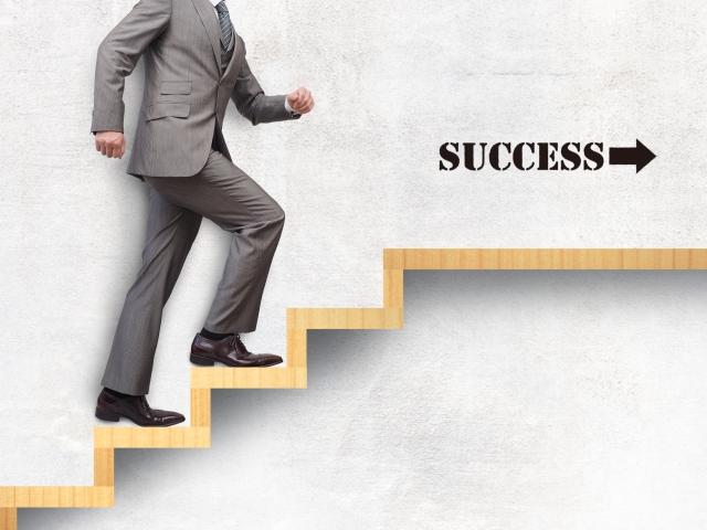 転職活動成功のステップアップ